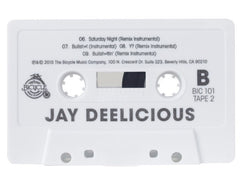 Jay Dee - Jay Deelicious 95-98: The Delicious Vinyl Years Originals, Remixes & Rarities [Ltd 2xCassette] , Cassette - Unearthed Sounds, Unearthed Sounds - 5