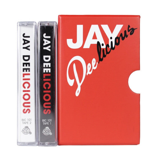 Jay Dee - Jay Deelicious 95-98: The Delicious Vinyl Years Originals, Remixes & Rarities [Ltd 2xCassette] , Cassette - Unearthed Sounds, Unearthed Sounds - 1