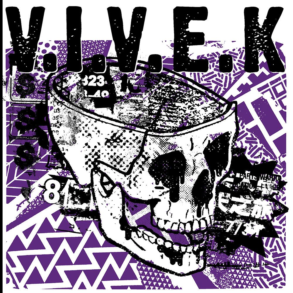 "V.I.V.E.K - Where Were You / Step FWD [10"" Vinyl]"