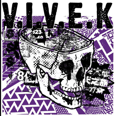 "V.I.V.E.K - Where Were You / Step FWD [10"" Vinyl] - Unearthed Sounds"