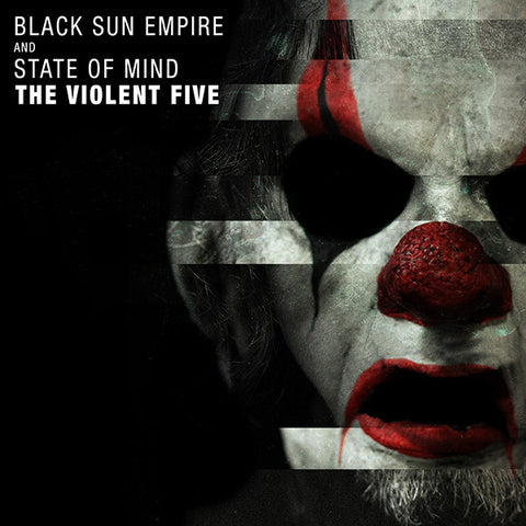 "Black Sun Empire & State of Mind - The Violent Five [2x12"" Vinyl]"
