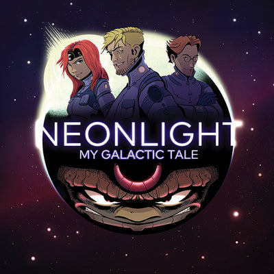 "Neonlight - My Galactic Tale [2x12"" Vinyl] - Unearthed Sounds"