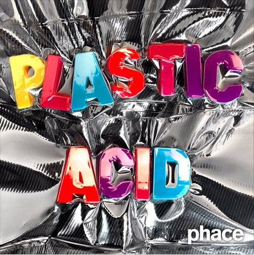 "Phace - Plastic Acid EP [2x12"" Vinyl] , Vinyl - Blackout Music, Unearthed Sounds"
