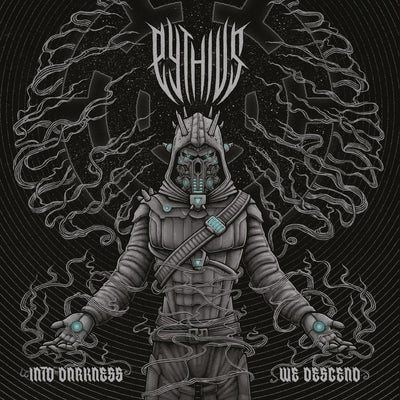 "Pythius - Descend [2x12"" Vinyl] - Unearthed Sounds"