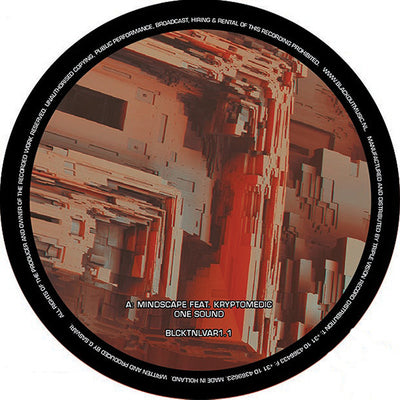 Various Artists - Blackout NL V/A EP - Unearthed Sounds