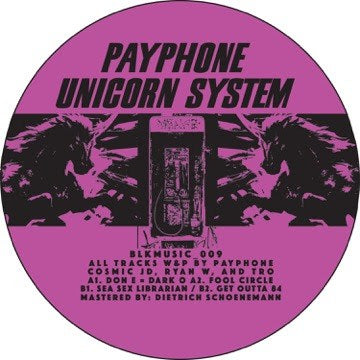 Payphone - Unicorn System - Unearthed Sounds
