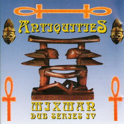 Mixman ‎– Antiquities [CD] - Unearthed Sounds, Vinyl, Record Store, Vinyl Records