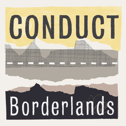"Conduct - Borderlands 2x12"" LP"