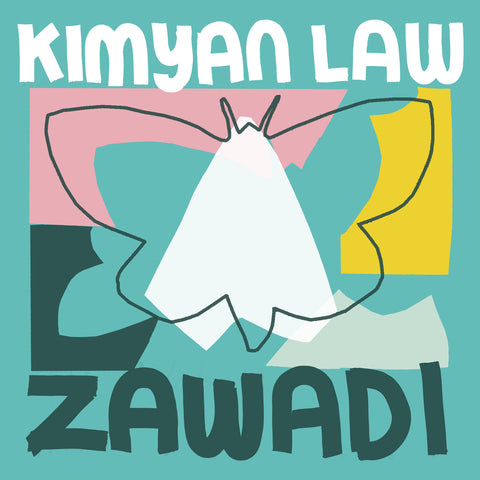 Kimyan Law - Zawadi (CD Version)