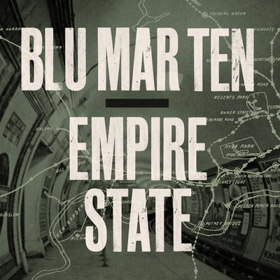 "Blu Mar Ten - Empire State [3x12"" Vinyl] - Unearthed Sounds"