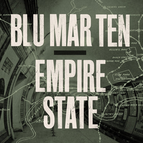 "Blu Mar Ten - Empire State (3x12"" LP)"