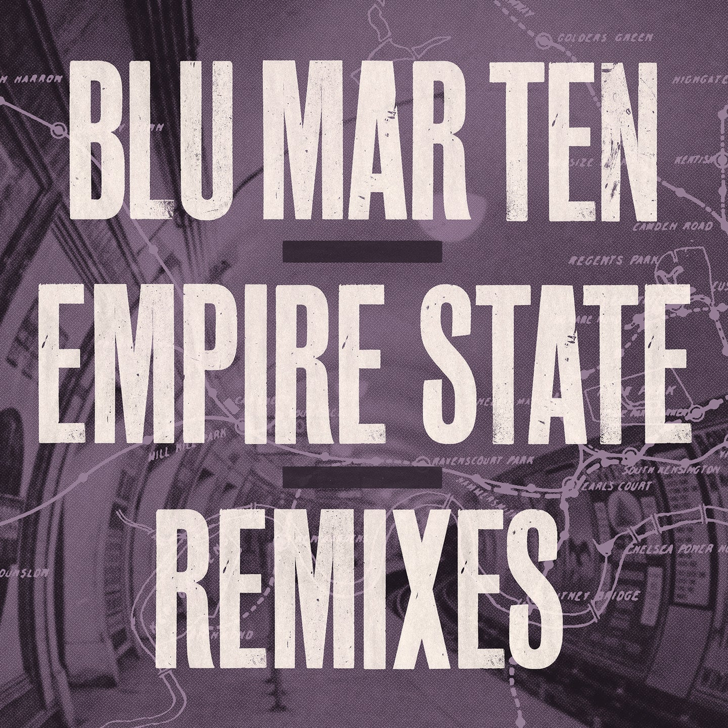 Blu Mar Ten - Empire State Remixes [CD Version]