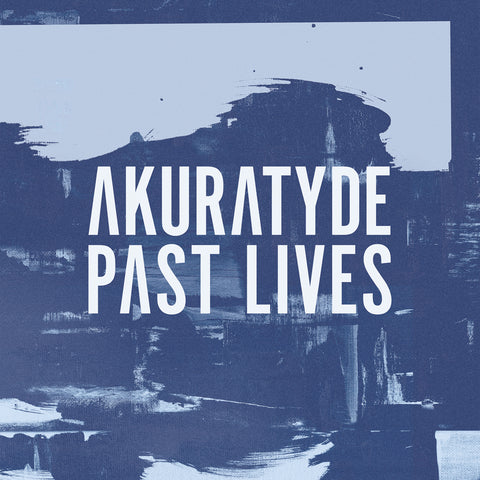 "Akuratyde - Past Lives [2 x 12""]"