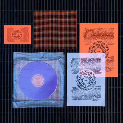 Katatonic Silentio - Prisoner Of The Self (Remixed) [Purple LP  vacuum-sealed in cage, with artwork insert] - Unearthed Sounds