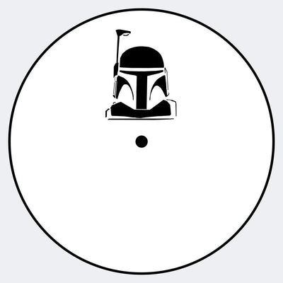 "Boba Fett - Bounty Hunterz Series Vol. 1 [10"" Vinyl]"