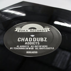 Chad Dubz - Addicts EP