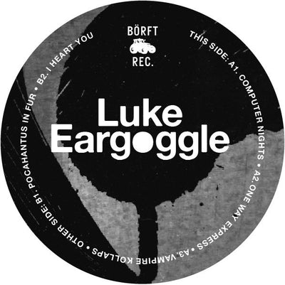 Luke Eargoggle - Computer Nights - Unearthed Sounds