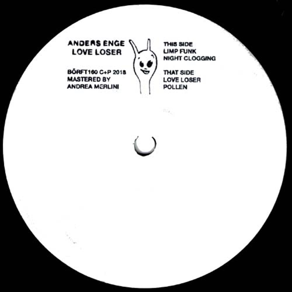 Anders Enge - Love Loser