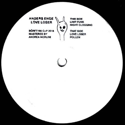 Anders Enge - Love Loser - Unearthed Sounds