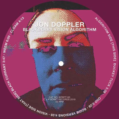 Jon Doppler - Blackberry Vision Algorithm - Unearthed Sounds