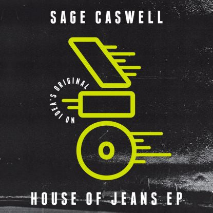 Sage Caswell - House Of Jeans EP - Unearthed Sounds