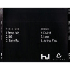 Burial - Street Halo / Kindred [CD | Japanese Import] , CD - Beatink, Unearthed Sounds - 2