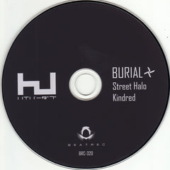 Burial - Street Halo / Kindred [CD | Japanese Import] , CD - Beatink, Unearthed Sounds - 3