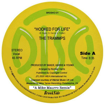 The Trammps -  Hooked For Life / Soul Searchin' Time (The Mike Maurro Remixes) - Unearthed Sounds