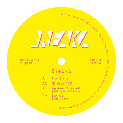 Breaka - Breaka 001 - Unearthed Sounds