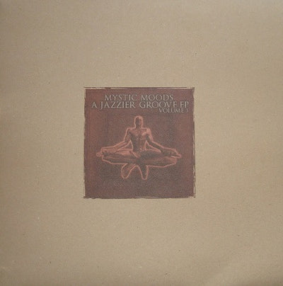 "Mystic Moods aka Basement Phil & Jack Smooth - The Journey Part 3 (2x12"" Vinyl) , Vinyl - Basement Records, Unearthed Sounds"