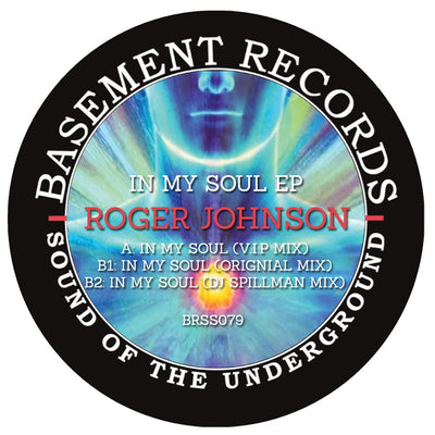 Roger Johnson - In My Soul - Unearthed Sounds