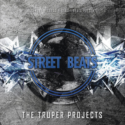 The Truper and The Sentinel - Street Beats (CD) - Unearthed Sounds, Vinyl, Record Store, Vinyl Records