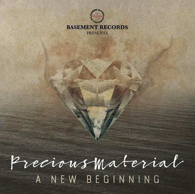 "Precious Material - A New Beginning [4x12"" + CD]"