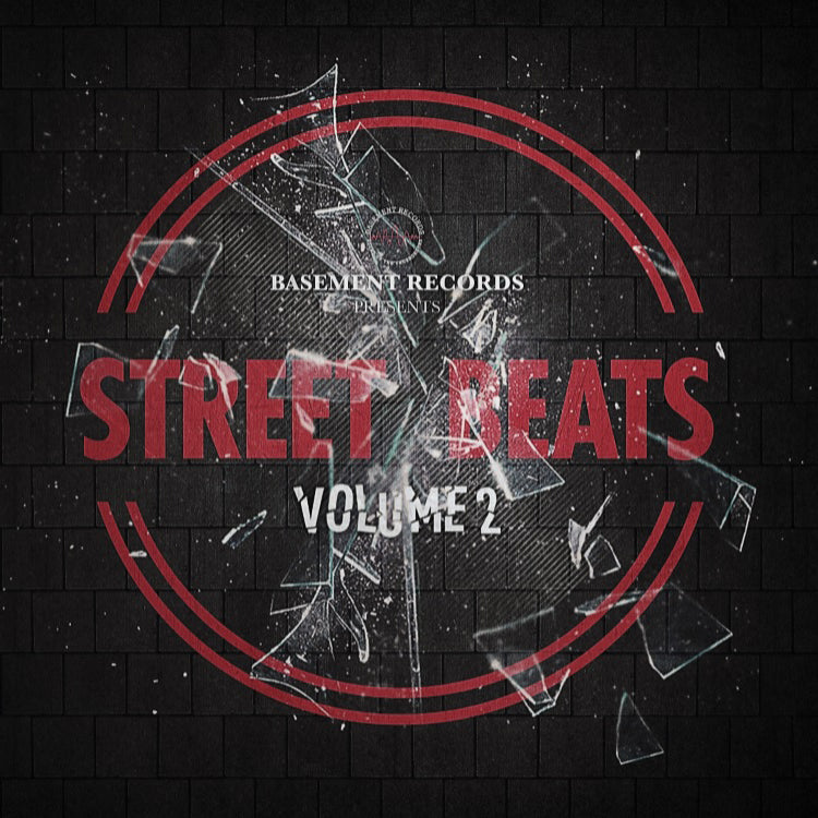 "Various Artists - Street Beats Vol. 2 [3x12"" Vinyl]"