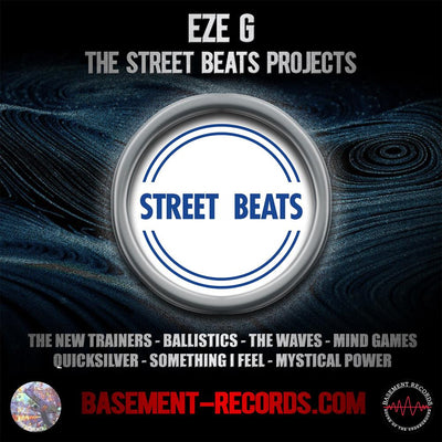 Eze G - The Street Beats Projects [CD Version] - Unearthed Sounds, Vinyl, Record Store, Vinyl Records
