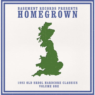 "BASEMENT RECORDS present HOMEGROWN CLASSICS VOL 1 (3x12"" Vinyl) , Vinyl - Basement Records, Unearthed Sounds"