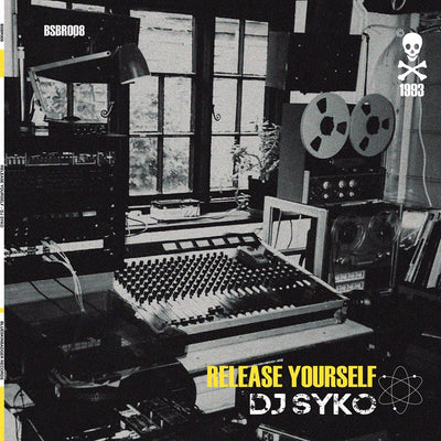 DJ Syko - Release Yourself - Unearthed Sounds, Vinyl, Record Store, Vinyl Records