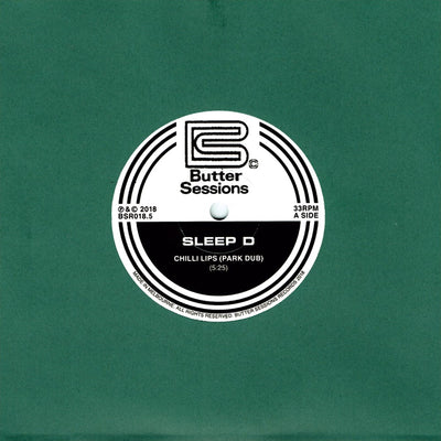 Sleep D & Turner Street Sound - Chilli Lips (Park Dub) / Redback Dub