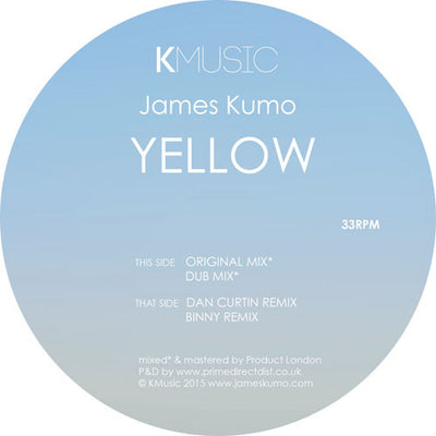 James Kumo - Yellow - Unearthed Sounds