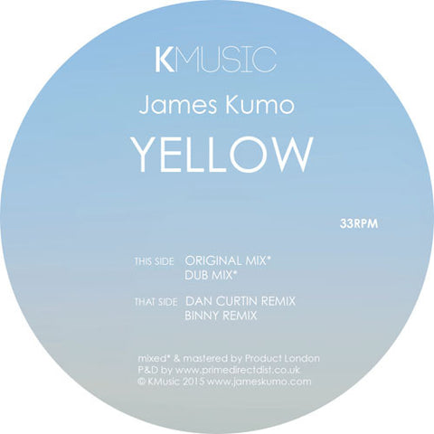 James Kumo - Yellow