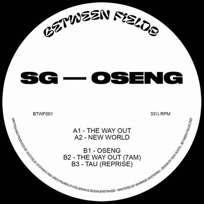 SG - Oseng - Unearthed Sounds