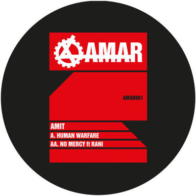 Amit - Human Warfare - Unearthed Sounds