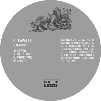 Killawatt - Convoys - Unearthed Sounds