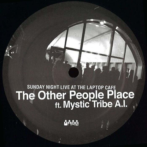The Other People Place ft. Mystic Tribe A.I. - Sunday Night Live at The Laptop Cafe [Repress]