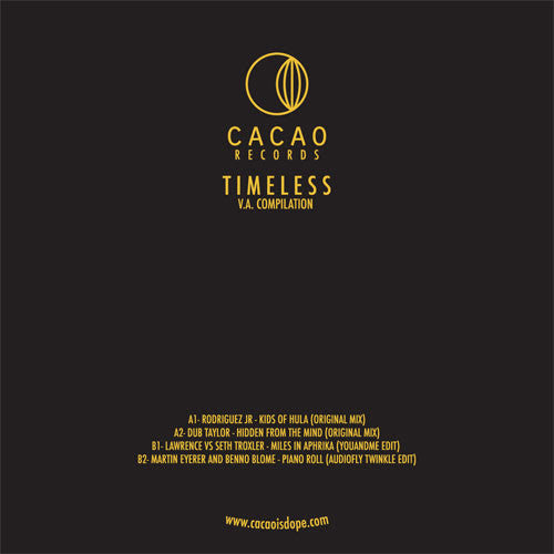 Various Artists - Timeless , Vinyl - Cacao Records, Unearthed Sounds