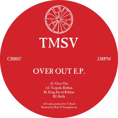 TMSV - Over Out EP
