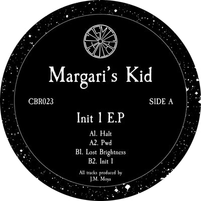 Margari's Kid - Init 1 EP - Unearthed Sounds