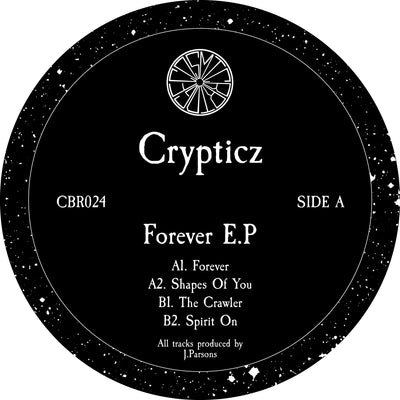 Crypticz - Forever EP - Unearthed Sounds