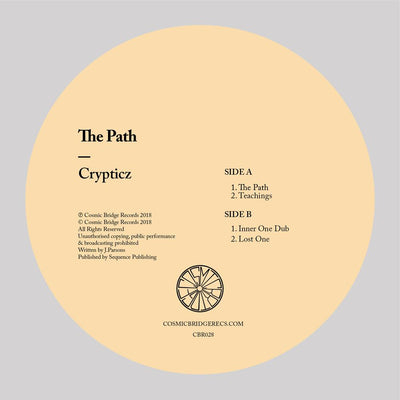 Crypticz - The Path