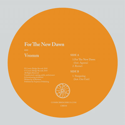 Vromm - For the New Dawn - Unearthed Sounds